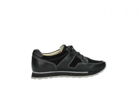wolky lace up shoes 05800 e walk 20000 black leather_12
