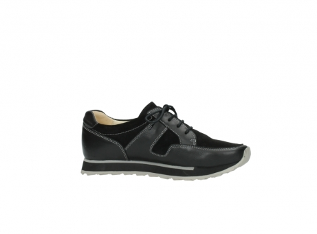 wolky lace up shoes 05800 e walk 20000 black leather_14