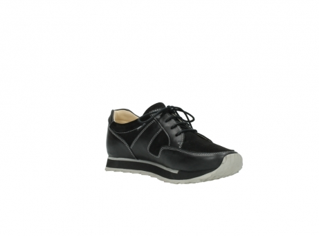 wolky lace up shoes 05800 e walk 20000 black leather_16
