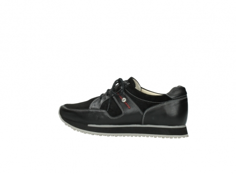 wolky lace up shoes 05800 e walk 20000 black leather_2