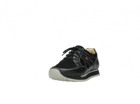 wolky lace up shoes 05800 e walk 20000 black leather_21