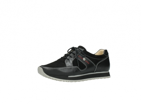 wolky lace up shoes 05800 e walk 20000 black leather_23