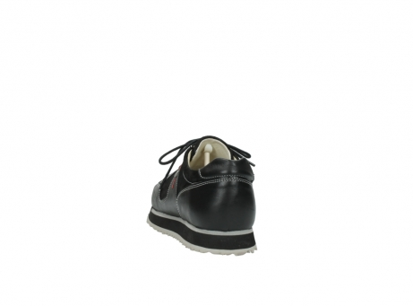 wolky lace up shoes 05800 e walk 20000 black leather_6