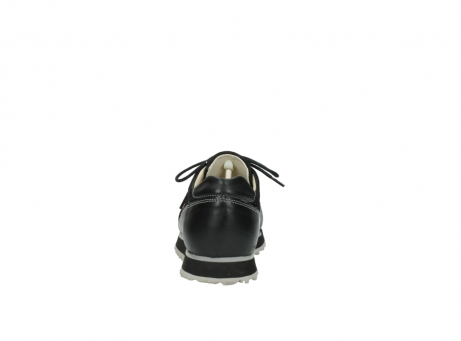wolky lace up shoes 05800 e walk 20000 black leather_7