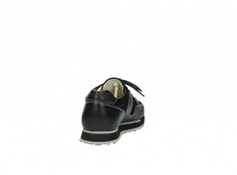 wolky lace up shoes 05800 e walk 20000 black leather_8