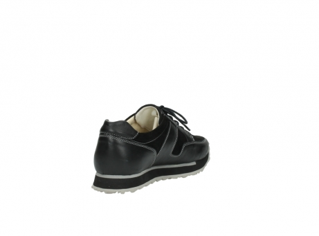 wolky lace up shoes 05800 e walk 20000 black leather_9