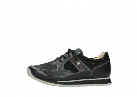 wolky lace up shoes 05800 e walk 20009 black stretch leather_24