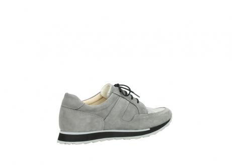 wolky lace up shoes 05800 e walk 20200 grey nubuck_11