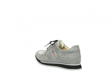wolky lace up shoes 05800 e walk 20200 grey nubuck_4