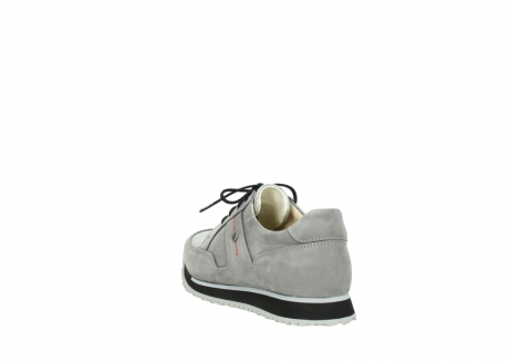 wolky lace up shoes 05800 e walk 20200 grey nubuck_5
