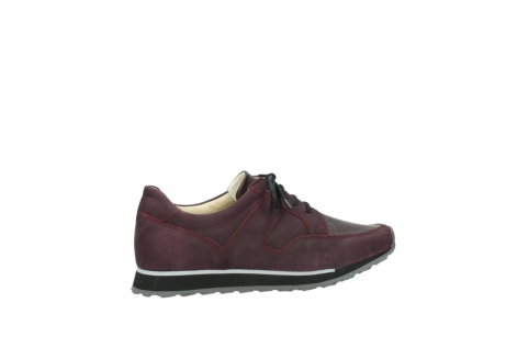 wolky lace up shoes 05800 e walk 20510 burgundy nubuck_12