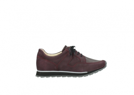wolky lace up shoes 05800 e walk 20510 burgundy nubuck_13