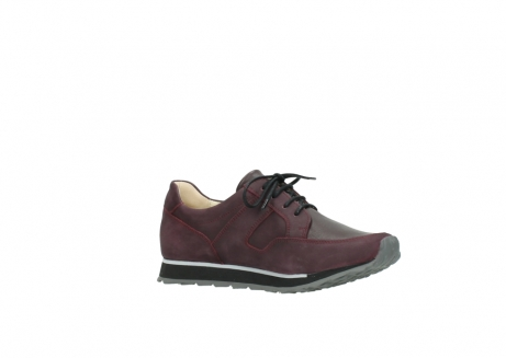 wolky lace up shoes 05800 e walk 20510 burgundy nubuck_15