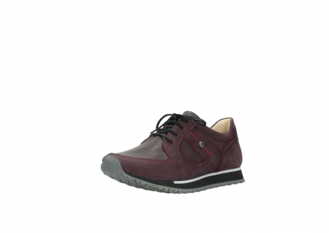 wolky lace up shoes 05800 e walk 20510 burgundy nubuck_22