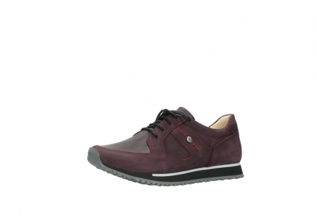 wolky lace up shoes 05800 e walk 20510 burgundy nubuck_23