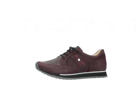 wolky lace up shoes 05800 e walk 20510 burgundy nubuck_24