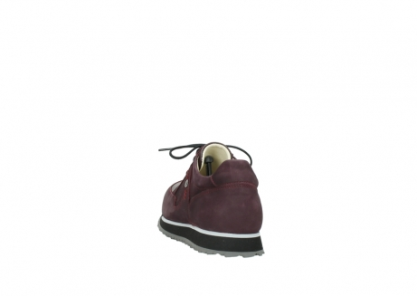 wolky lace up shoes 05800 e walk 20510 burgundy nubuck_6