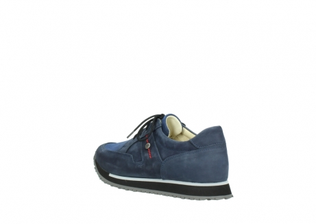 wolky chaussures a lacets 05800 e walk 20800 nubuck bleu_4