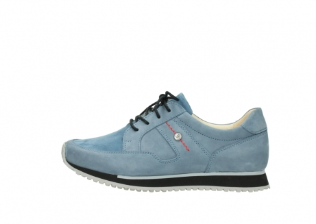 wolky lace up shoes 05800 e walk 20820 denim blue leather_1