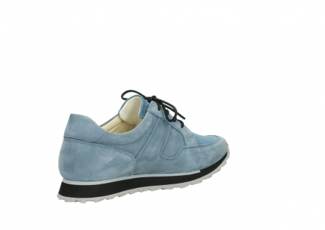wolky lace up shoes 05800 e walk 20820 denim blue leather_10