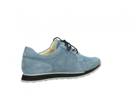 wolky lace up shoes 05800 e walk 20820 denim blue leather_11