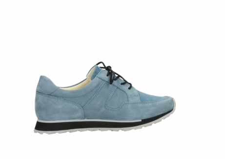 wolky lace up shoes 05800 e walk 20820 denim blue leather_12