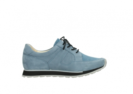 wolky lace up shoes 05800 e walk 20820 denim blue leather_13