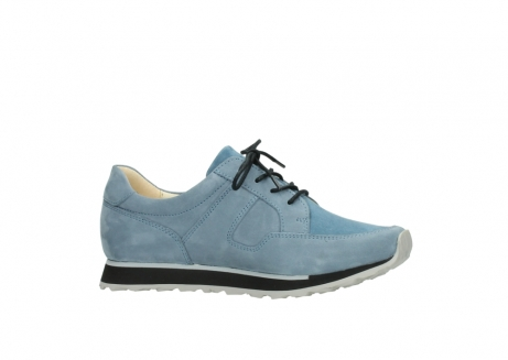 wolky lace up shoes 05800 e walk 20820 denim blue leather_14
