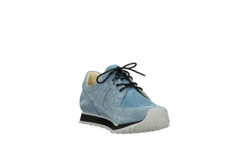 wolky lace up shoes 05800 e walk 20820 denim blue leather_17