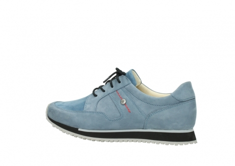 wolky lace up shoes 05800 e walk 20820 denim blue leather_2