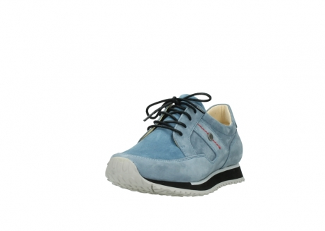 wolky lace up shoes 05800 e walk 20820 denim blue leather_21