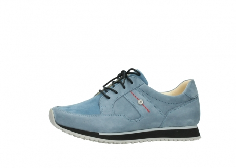 wolky lace up shoes 05800 e walk 20820 denim blue leather_24