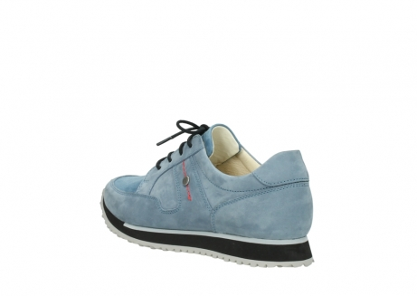 wolky lace up shoes 05800 e walk 20820 denim blue leather_4