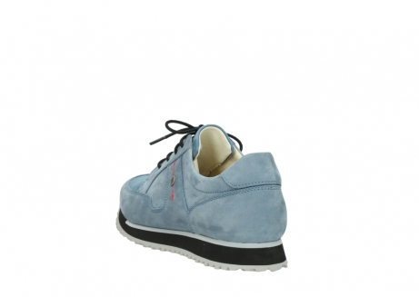 wolky lace up shoes 05800 e walk 20820 denim blue leather_5