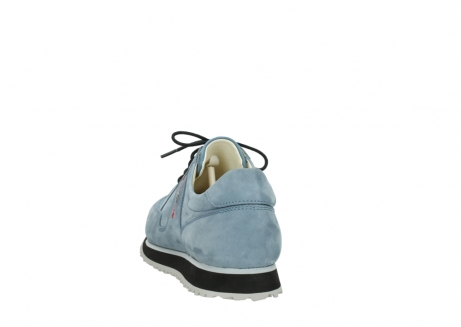wolky lace up shoes 05800 e walk 20820 denim blue leather_6
