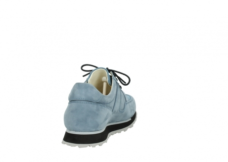 wolky lace up shoes 05800 e walk 20820 denim blue leather_8