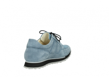 wolky lace up shoes 05800 e walk 20820 denim blue leather_9