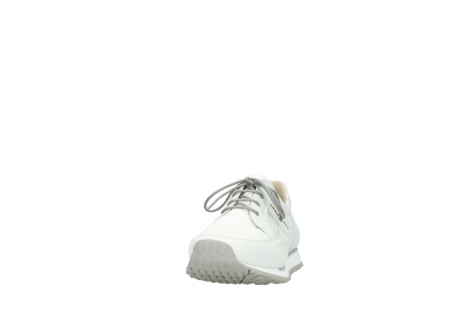 wolky lace up shoes 05800 e walk 70100 white leather_20