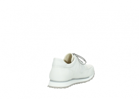 wolky chaussures a lacets 05800 e walk 70100 cuir blanc_9