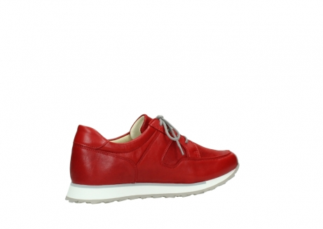 wolky lace up shoes 05800 e walk 70570 red summer leather_11