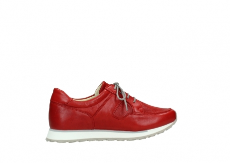 wolky lace up shoes 05800 e walk 70570 red summer leather_12