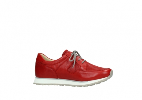 wolky lace up shoes 05800 e walk 70570 red summer leather_14