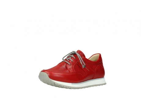 wolky lace up shoes 05800 e walk 70570 red summer leather_22