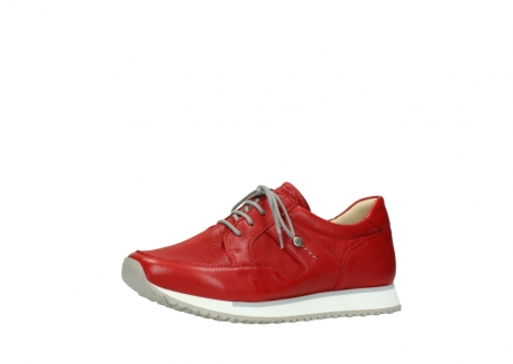 wolky lace up shoes 05800 e walk 70570 red summer leather_23
