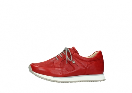 wolky lace up shoes 05800 e walk 70570 red summer leather_24
