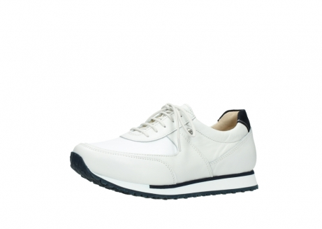 wolky veterschoenen 05806 e sneaker 70100 wit stretch leer_23