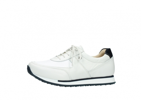 wolky veterschoenen 05806 e sneaker 70100 wit stretch leer_24