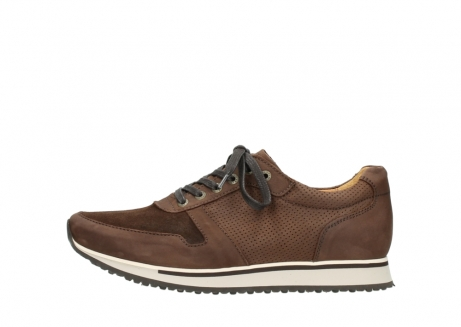 wolky veterschoenen 05850 e walk men 11430 cognac nubuck_1