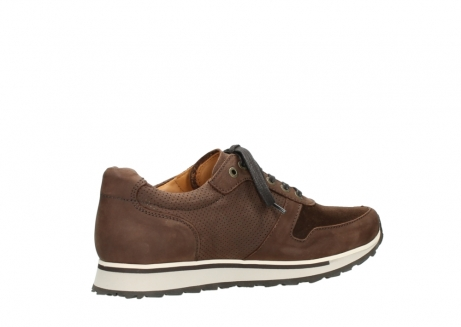 wolky veterschoenen 05850 e walk men 11430 cognac nubuck_11