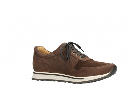 wolky veterschoenen 05850 e walk men 11430 cognac nubuck_15